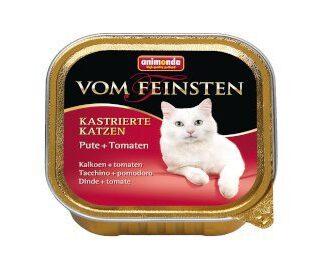 76817f2273e0 Animonda Vom Feinsten γαλοπούλα + ντομάτα για στειρωμένες γάτες