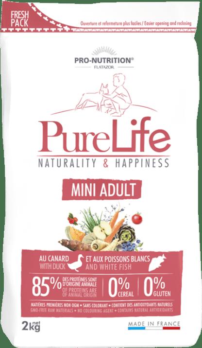 pure life mini adult