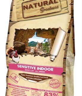 NATURAL GREATNESS sensitive indoor 600