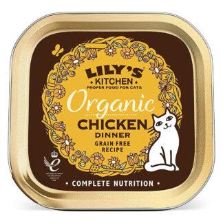 lily's organic chicken dinner