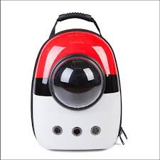 tsanta metaforas bubble pet carrier