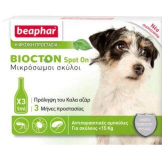 Beaphar ampoules skylou biocton