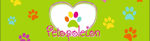 logo of petopoleion petshop