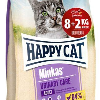 MINKAS URINARY 8+2kg FREE