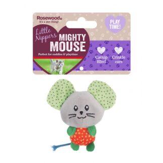 paixnidi gatas minxy mouse me catnip