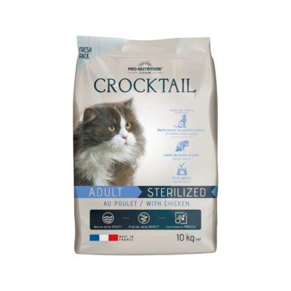 Flatazor Crocktail Adult Sterilized kotopoulo