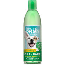tropiclean fresh breath nerou