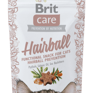 brit care snack gatas hairball