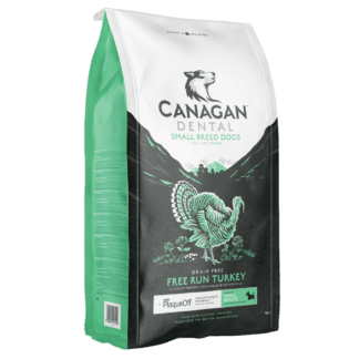 canagan small breed dental