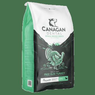canagan small breed dental