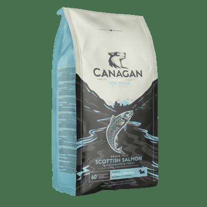 Canagan small breed salmon