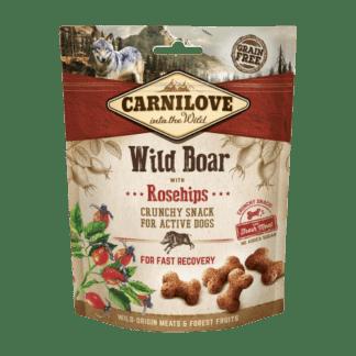 carnilove brit snack wild boar