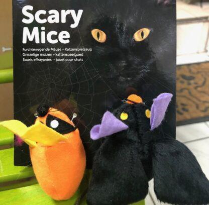 scary mice paixnidi gatas