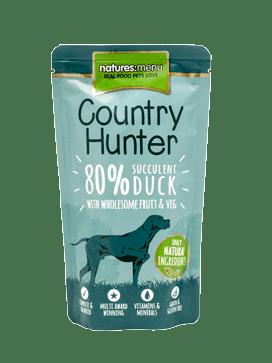 Natures Menu Country Hunter papia