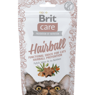 brit care snack hairball