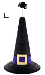 halloween onyxodromio kapelo