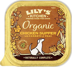 lily's kitchen organic kotopoulo chicken supper