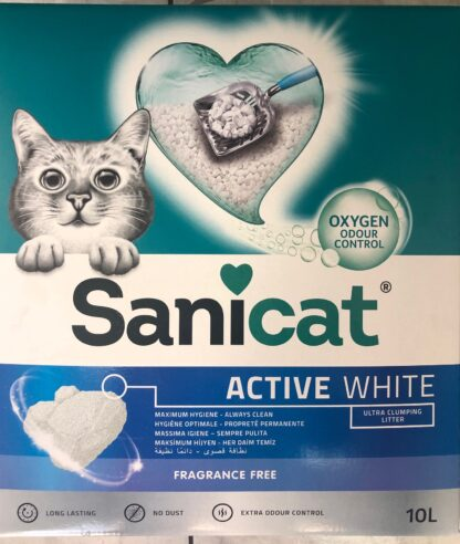 ammos gatas sanicat ultra white