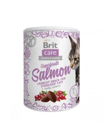 snack gatas brit solomos