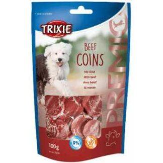 trixie premio beef coins snack skylou