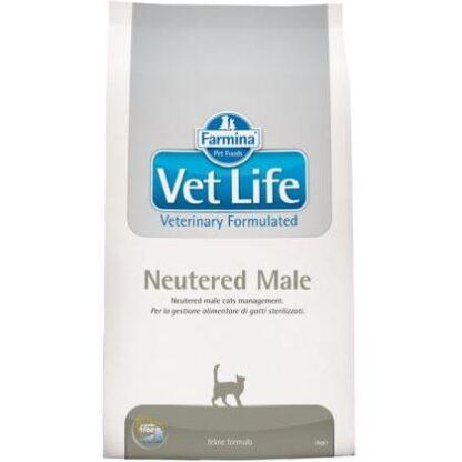 Neutered-Male vet life ksiri gatas