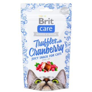 Brit Care cat snack truffles with cranberry urinary care
