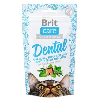 Brit care Dental cat snack