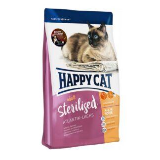 happy cat sterilised solomos