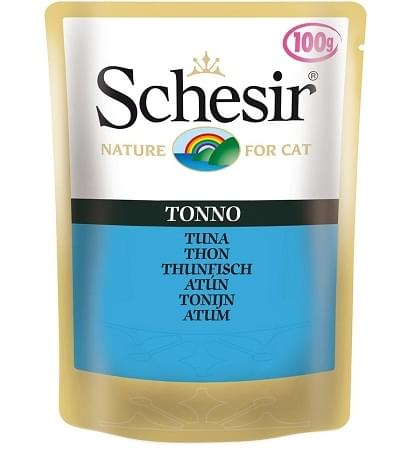 Schesir_cat_pouch_tuna fakelaki gatas