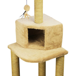 onyxodromio gatas cat tower
