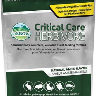 oxbow critical care anise