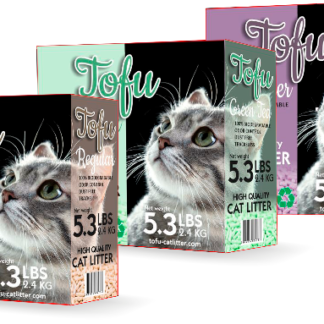 tofu cat litter ammos gatas