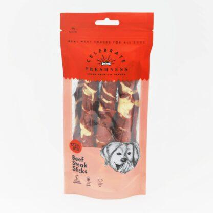 Celebrate Freshness Beef Steak Sticks 17CM (3TMX)
