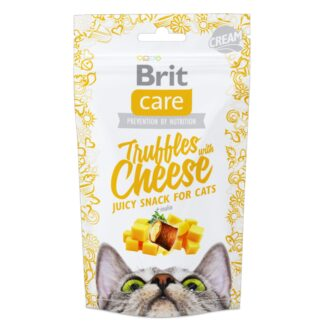Brit Care Truffles with cheese cat snack