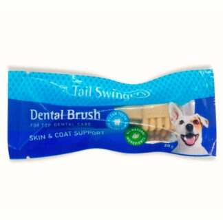 Dental Brush Skin & Coat Support 20gr