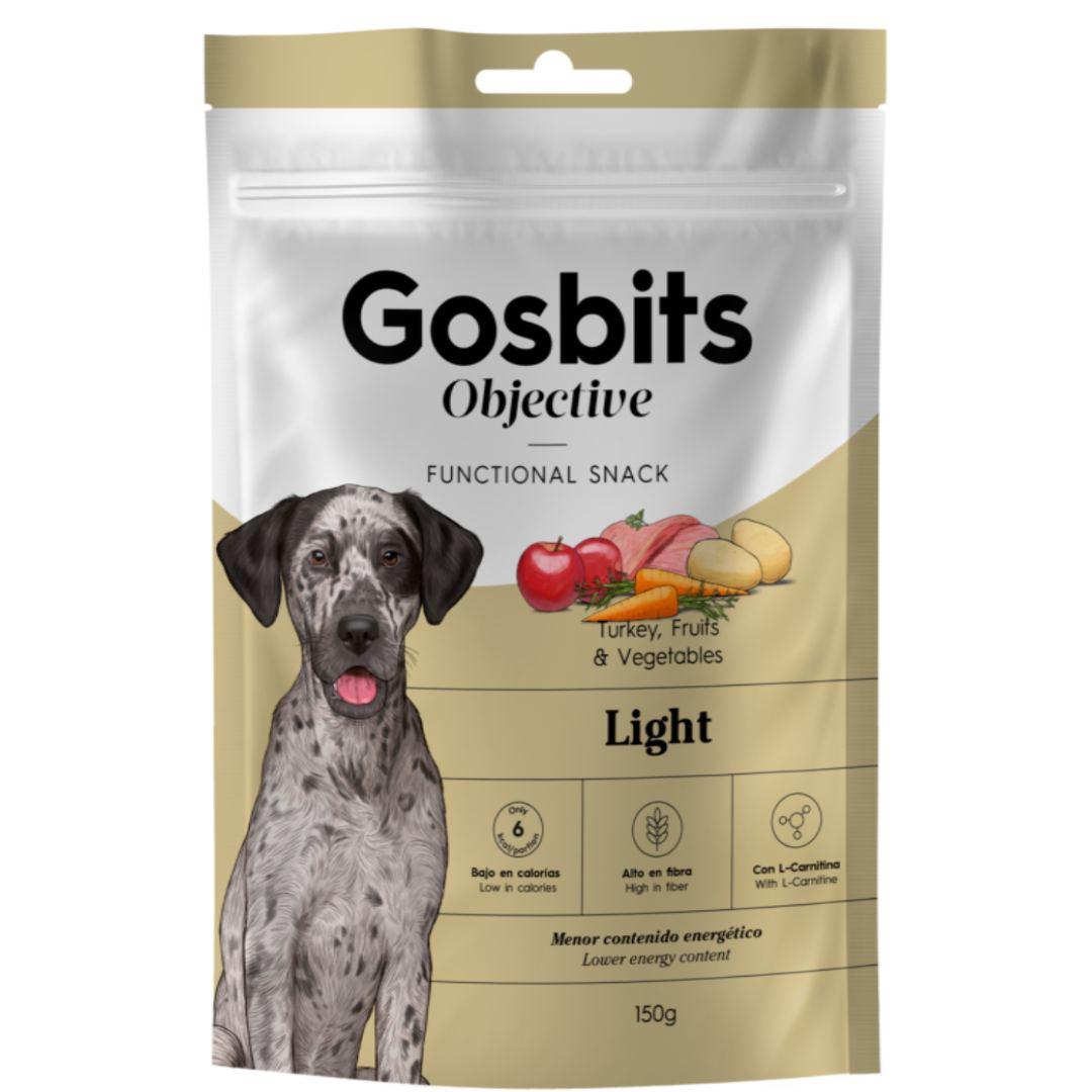 Gosbits Light dog snack petopoleion