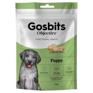 Gosbits Puppy dog snack petopoleion