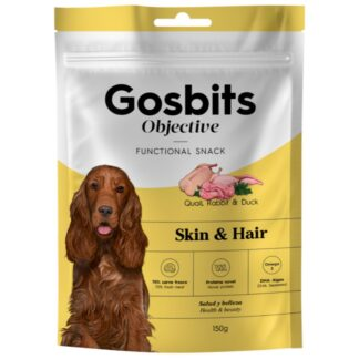 Gosbits Skin and Hair dog snack