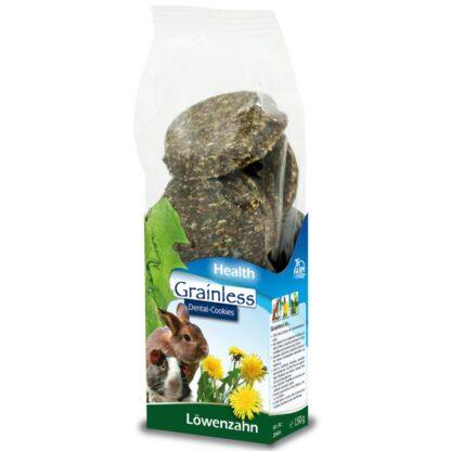 JR Grireless Health Dental-Cookies Πικραλίδα dandelion snack kouneliou petopoleion
