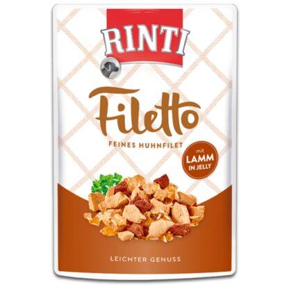 Rinti Filetto Φιλέτο Κοτόπουλο με Αρνί 100gr chicken lamb