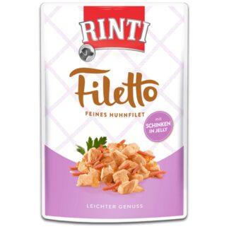 Rinti Filetto Φιλέτο Κοτόπουλο με Ζαμπόν 100gr