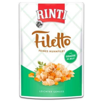 Rinti Filetto Φιλέτο Κοτόπουλο με Λαχανικά 100gr