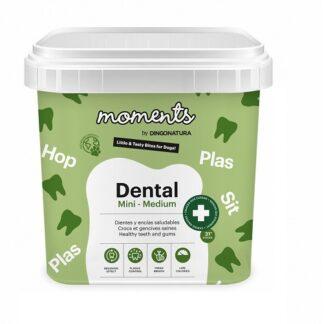MOMENTS FUNCTIONAL DENTAL MINI - MEDIUM 500g dental mikroy skylou petopoleion
