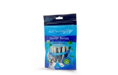 Tail Swingers Dental Twists με μυρτιλο 130gr