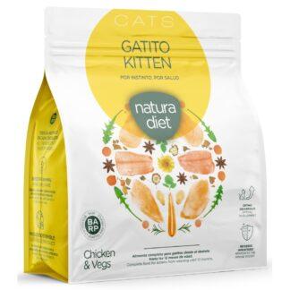 Natura diet Kitten 400Gr petopoleion