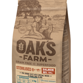 oaks farm solomos 2kg