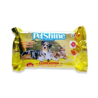 petshine mantilakia katharismou chlorexidine